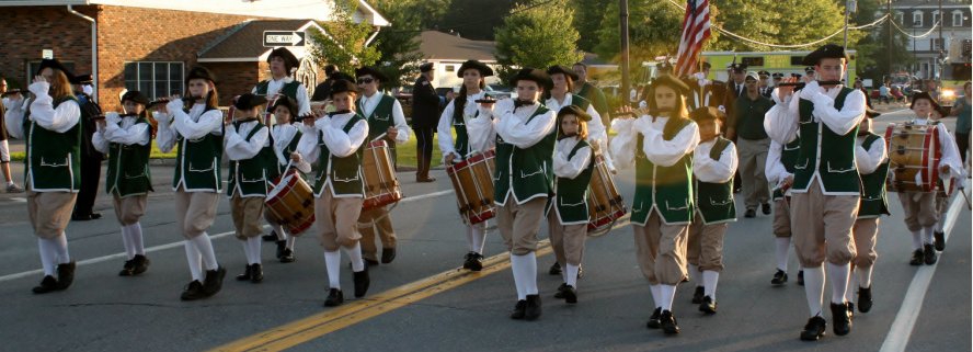 The Young Colonials, Carmel, NY